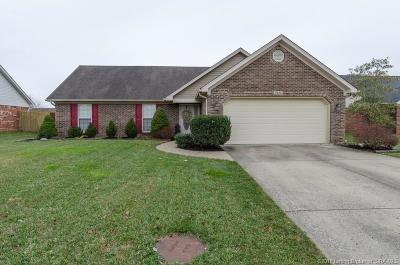 Clark County Single Family Home For Sale: 4222 Limestone Trace