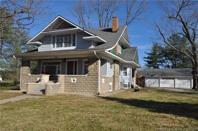 Lexington IN Single Family Home For Sale: $189,000