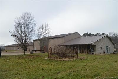 Washington County Single Family Home For Sale: 11964 E Honey Run Rd