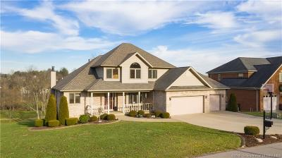 Jeffersonville Single Family Home For Sale: 3310 Old Tay Bridge