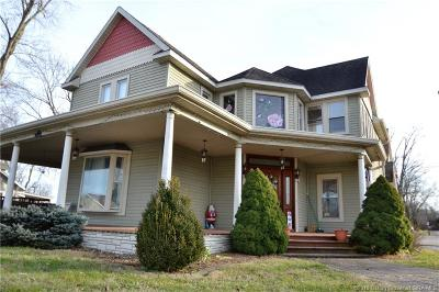 Lawrence County Single Family Home For Sale: 1120 W Main Street