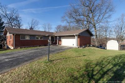 Floyds Knobs Single Family Home For Sale: 3337 Buffalo Trail