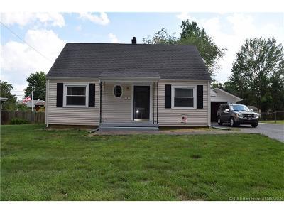 Floyd County Single Family Home For Sale: 1761 S Audubon Drive