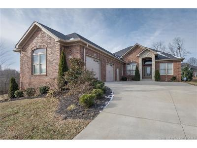 Floyd County Single Family Home For Sale: 2005 Vincennes Place