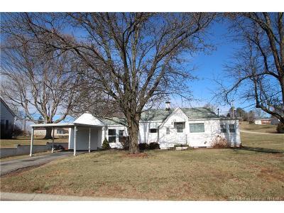 Floyd County Single Family Home For Sale: 8930 High Street