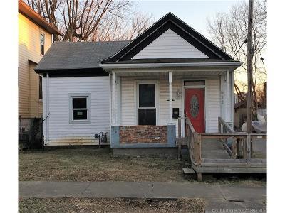Floyd County Single Family Home For Sale: 612 E Elm Street