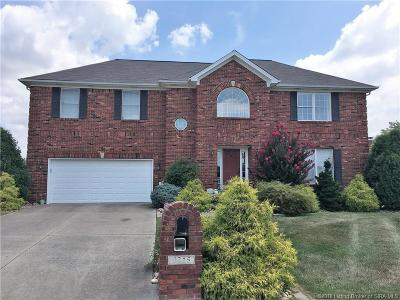 Floyd County Single Family Home For Sale: 3215 Hadleigh Place