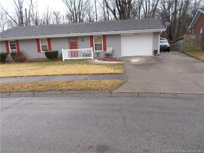 Floyd County Single Family Home For Sale: 2011 Player Place