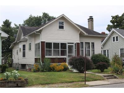 Floyd County Single Family Home For Sale: 2408 E Market Street
