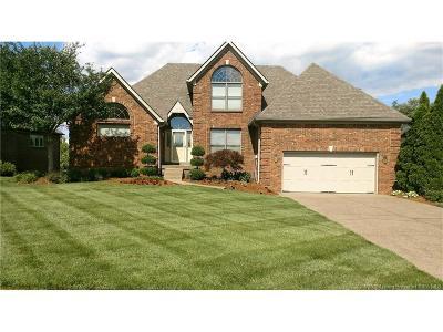 Sellersburg Single Family Home For Sale: 12104 Covered Bridge Road
