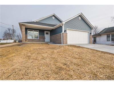Harrison County Single Family Home For Sale: 726 Heuser Street NE