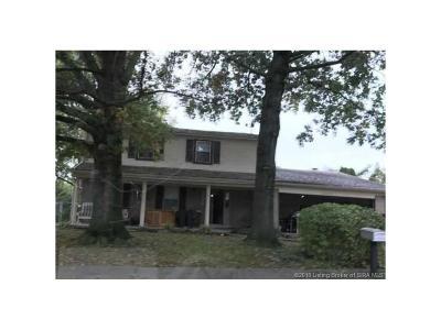 Floyd County Single Family Home For Sale: 3507 W Oakwood Drive