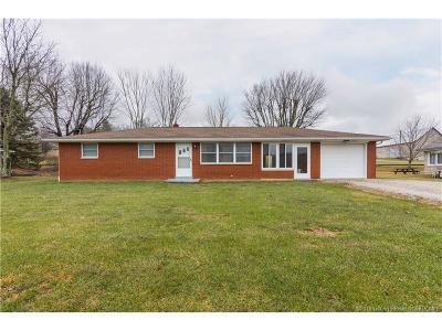 Harrison County Single Family Home For Sale: 6945 Main Street NE