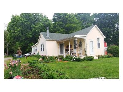 Floyd County Single Family Home For Sale: 3729 Scottsville Road