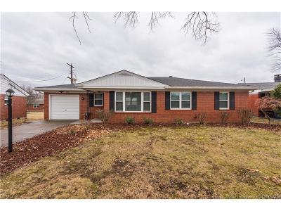 Floyd County Single Family Home For Sale: 2316 Coyle Drive