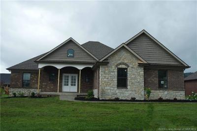 Sellersburg Single Family Home For Sale: 3005 Saratoga Lane
