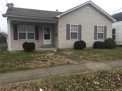 Floyd County Single Family Home For Sale: 1720 Beechwood Avenue