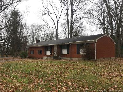 Clark County Single Family Home For Sale: 5 Mockingbird Circle