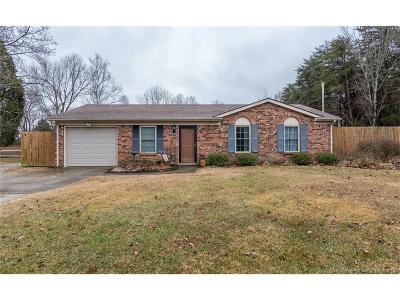 Floyd County Single Family Home For Sale: 9985 Old Lanesville Road