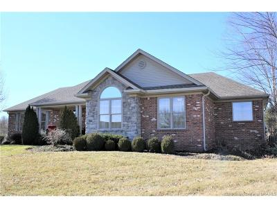 Floyd County Single Family Home For Sale: 3936 Highland Lake Drive