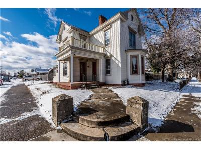 Floyd County Single Family Home For Sale: 801 Vincennes Street
