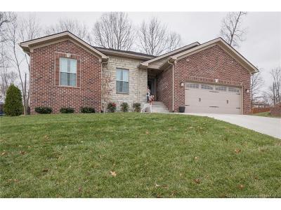 Floyd County Single Family Home For Sale: 8126 Autumn Drive