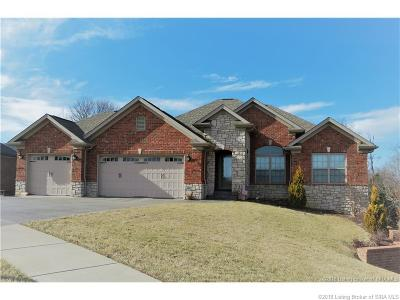 Clark County Single Family Home For Sale: 2117 Allen Way