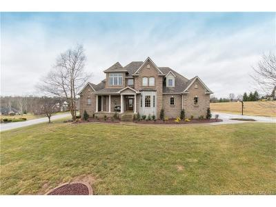 Floyd County Single Family Home For Sale: 10029 Wind Hill Drive