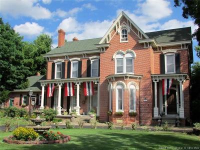 Floyd County Single Family Home For Sale: 1626 Dewey Street