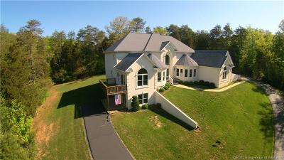 Harrison County Single Family Home For Sale: 5292 Highway 62 NE
