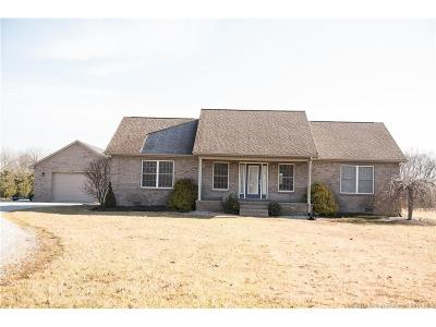 Scott County Single Family Home For Sale: 1143 S Moon Road
