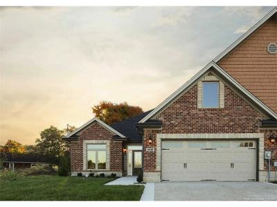 New Albany Single Family Home For Sale: 1229 Serenity Springs Drive