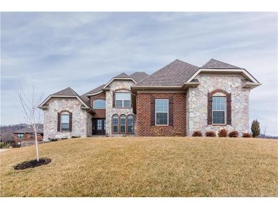 Floyd County Single Family Home For Sale: 4030 Glenwood Way
