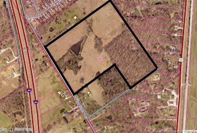 Clark County, Floyd County Residential Lots & Land For Sale: Mount Zion Road