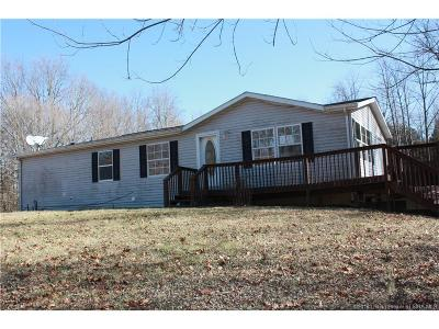 Harrison County Single Family Home For Sale: 4150 Perserverance Chapel Road SE