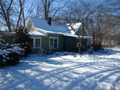 Crawford County Single Family Home For Sale: 1126 N Milltown Road