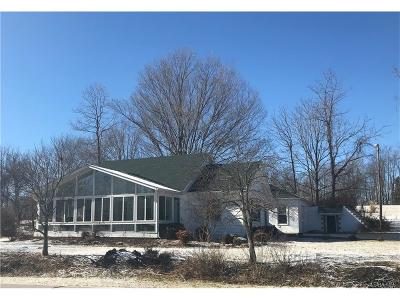 Floyd County Single Family Home For Sale: 6527 Georgetown Greenville Road