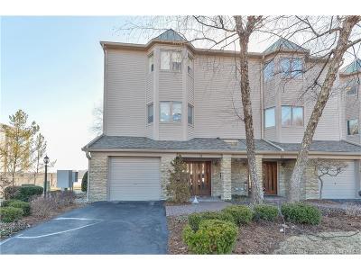 Jeffersonville Single Family Home For Sale: 2200 Utica Pike