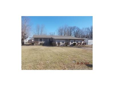 Scott County Single Family Home For Sale: 1137 S Riley Drive