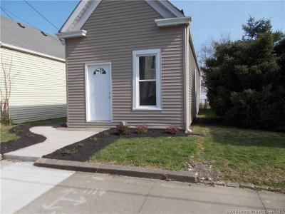 Floyd County Single Family Home For Sale: 1114 Beeler Street