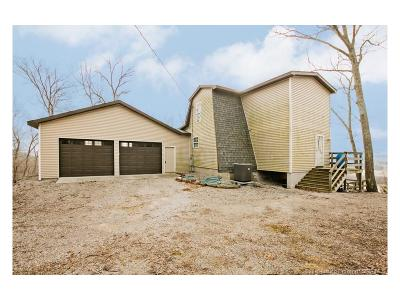 Crawford County Single Family Home For Sale: 14124 S Alton Fredonia Road