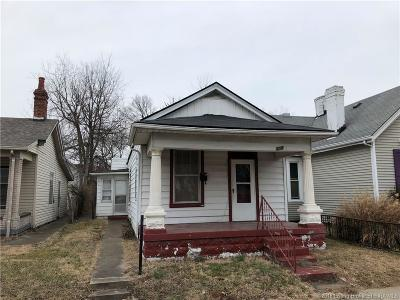 Clark County Single Family Home For Sale: 711 E Chestnut Street