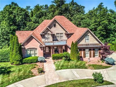 Floyds Knobs Single Family Home For Sale: 1905 Grape Arbor Way