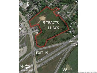 Clark County, Floyd County Residential Lots & Land For Sale: 414 W Highway 160