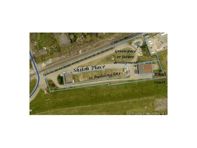 Clark County, Floyd County Residential Lots & Land For Sale: Shiloh Place