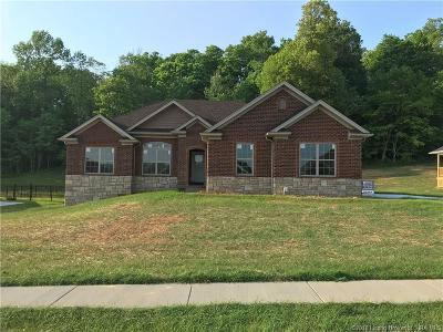 Harrison County Single Family Home For Sale: 2637 Crescent Hill Drive