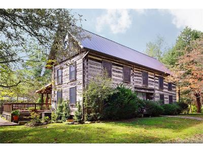 Harrison County Single Family Home For Sale: 1150 Smith Hill Road SE