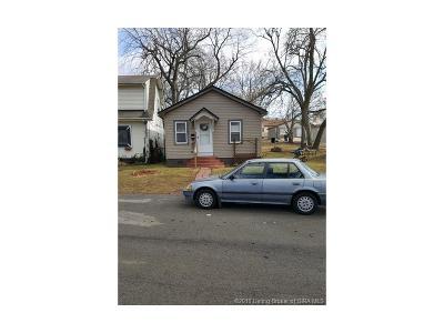 Floyd County Single Family Home For Sale: 2314 Shrader Avenue