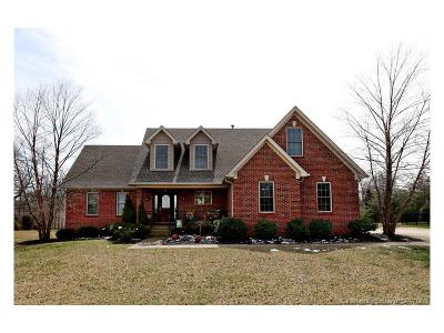Floyd County Single Family Home For Sale: 4044 Viewcrest Loop