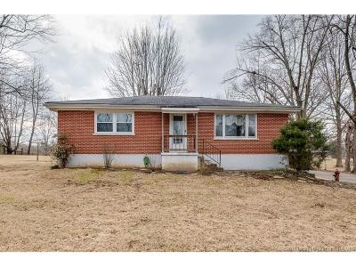 Louisville Single Family Home For Sale: 1108 N Pope Lick Road